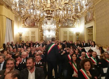 Medaglia d'Oro al Merito Civile, concessa alla memoria dell'allora Sindaco Gianni Carnicella