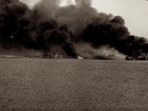 Dopo 76 anni da quel lontano 2 dicembre 1943, l'eredità scomoda delle bombe all'iprite.
