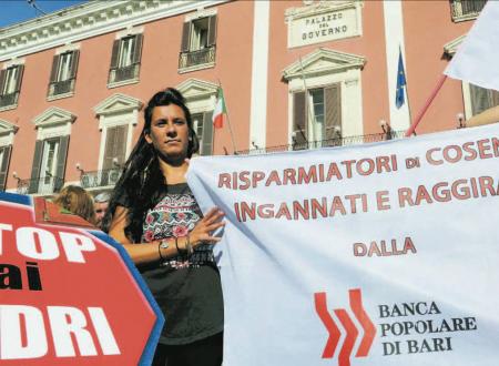 Popolare di Bari, il crac in 10 mosse