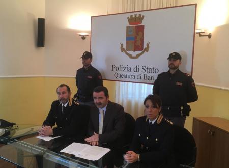 Il Questore presenta i risultati delle attività di prevenzione e contrasto alla criminalità nel 2019