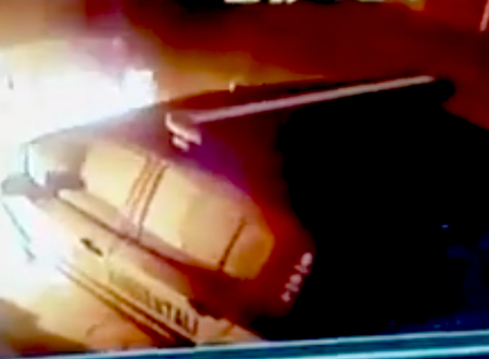 Manfredonia, incendiata auto guardie ambientali. «Città mafiosa»