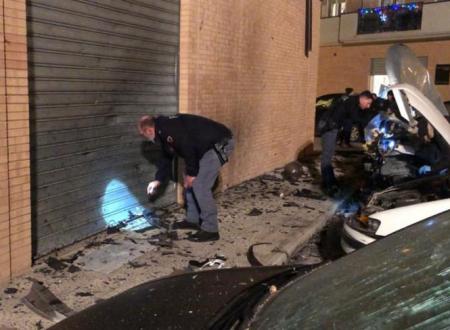 Racket a Foggia, bomba distrugge 6 auto e danneggia case: salva bimba di 7 mesi