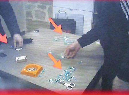 Droga: controlli dei cinofili nel barese; un arresto anche a Molfetta