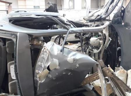 Ruvo, auto di carabiniere distruttta da bomba: per la Dda è un atto mafioso