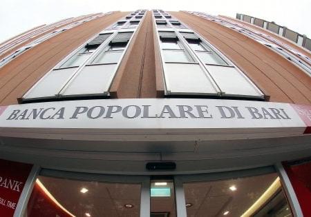 Banca Popolare di Bari, sequestrati 16 milioni a Gianluca Jacobini e due dirigenti