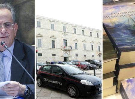 Il Sistema Trani e il libro profetico del giudice Oliveri del Castillo: dal romanzo agli arresti, quando la letteratura diventa cronaca giudiziaria