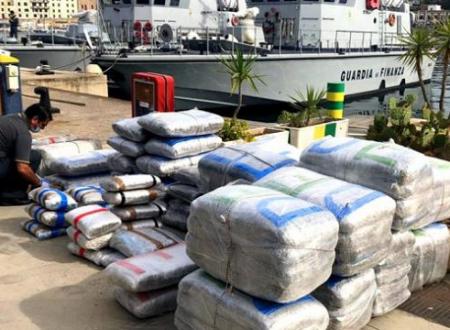 Un mare di droga dall'Albania: ogni notte verso le coste italiane