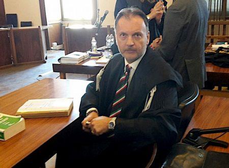 Minacce a testimoni e falso: indagato ex pm di Trani Michele Ruggiero