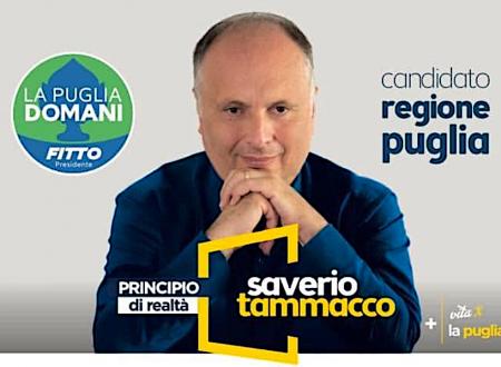 Tammacco ha tradito Emiliano che venne a Molfetta per ringraziarlo dei suoi 9000 voti