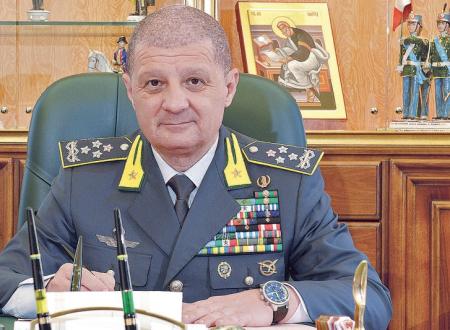 Parla il comandante della Gdf:«Recovery fund occasione storica ma rischio criminalità»