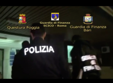 """Operazione """"Rodolfo"""" – Ordini di carcerazione per attività estorsive aggravate dal metodo mafioso"""