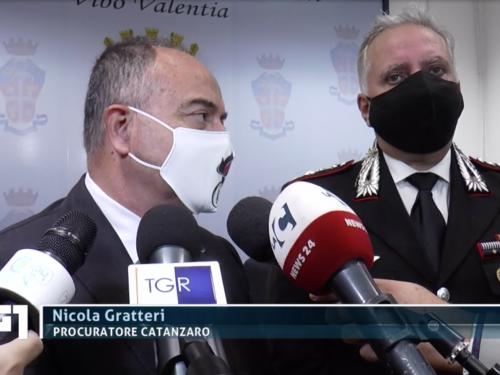 Chiuso il cerchio sull'omicidio di Matteo Vinci, le indagini condotte anche da Paolo Vincenzoni – Comandante reparto crimini violenti del ROS di Roma