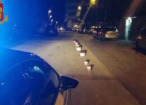 A Barletta sequestrati 150kg di fuochi pirotecnici artigianale, a Bari sequestrate 7 batterie di fuochi pirotecnici