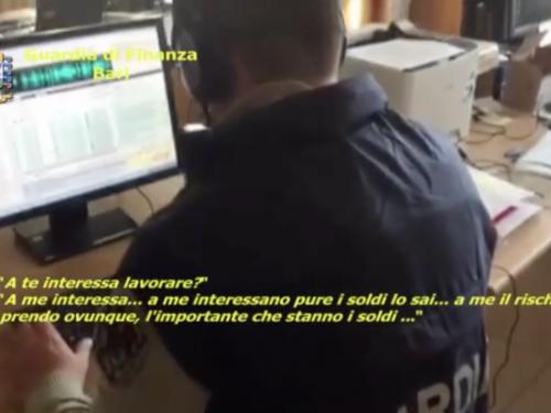 Operazione Jungle – 13 misure cautelari per traffico di stupefacenti con l'aggravante del metodo mafioso