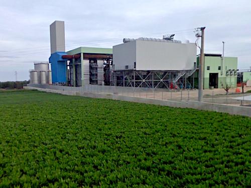 La Centrale Powerflor, ormai spenta da tre anni, invece di essere smantellata prova a riciclarsi.