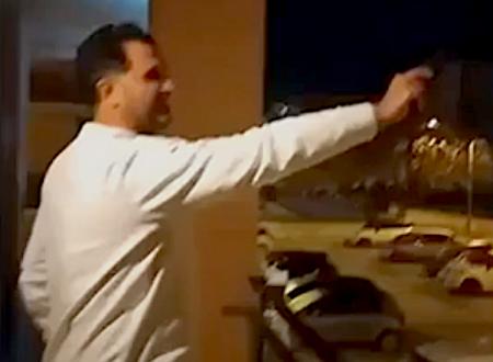 Presidente consiglio comunale Foggia spara a salve dal balcone a Capodanno: si dimette