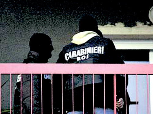 Una taglia da 300mila euro ma poi l'arresto salvò il boss. Gli uomini del clan Palermiti avevano ricevuto l'ordine di uccidere Busco