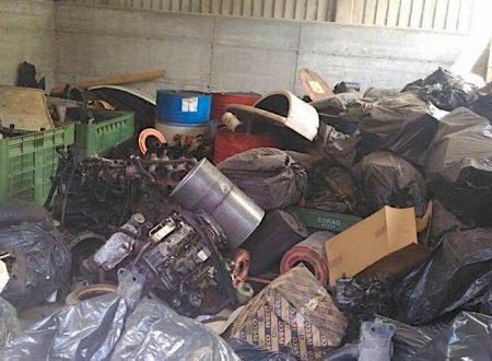 Traffico di rifiuti scoperto tra la Puglia, Africa e Iran