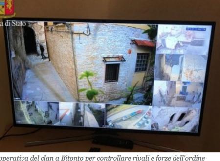 Bitonto, in fuga sui tetti col borsone pieno di droga: pregiudicato 23enne arrestato